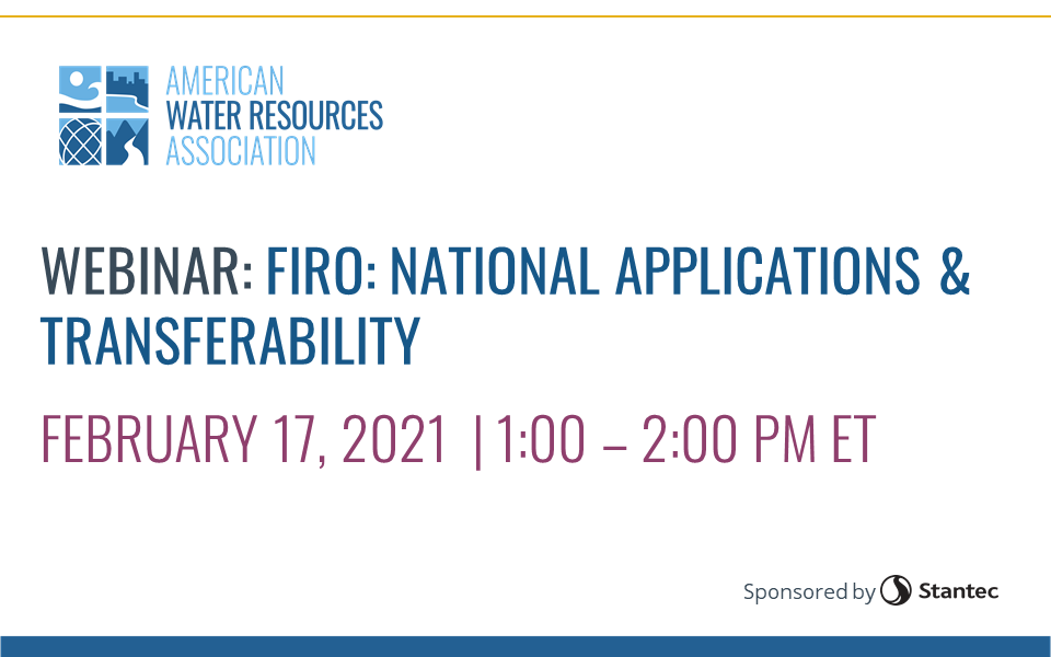WEBINAR RECORDING 4: National Applications & Transferability