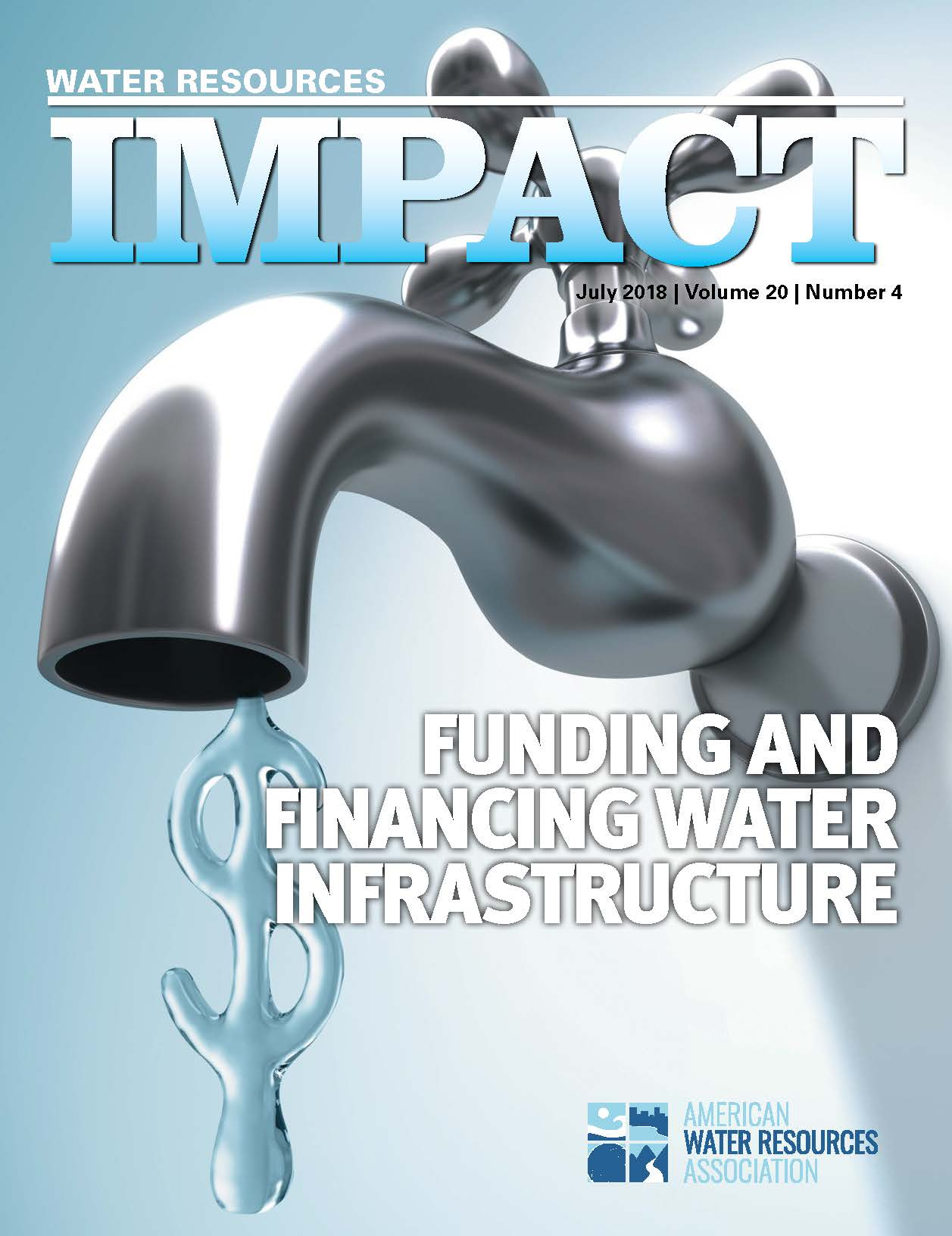 July IMPACT Cover